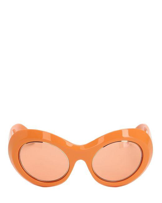 Gafas De Sol Emilio Pucci de color Orange