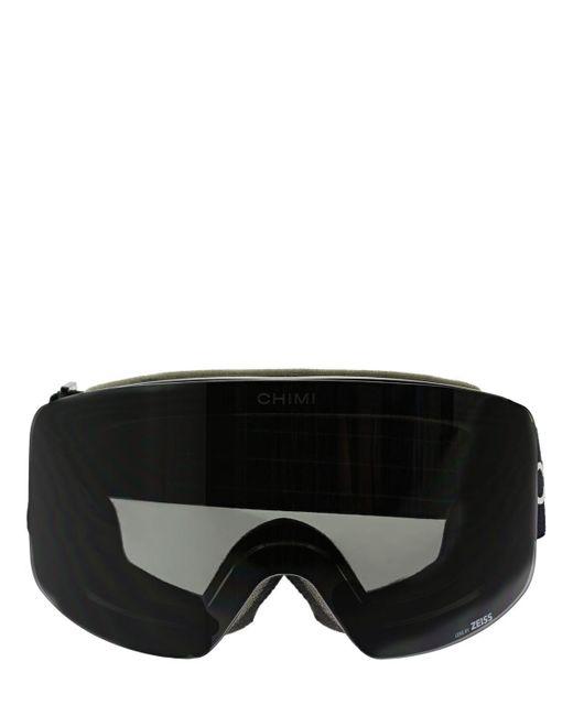 Chimi 01 Black スキーゴーグル