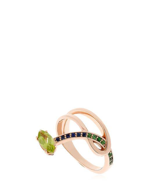 Bea Bongiasca | Metallic Gloriosa Lily Glory Rose Gold Ring | Lyst