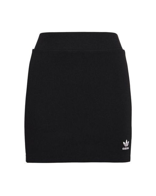 Adidas Originals 3 Stripes スカート Black