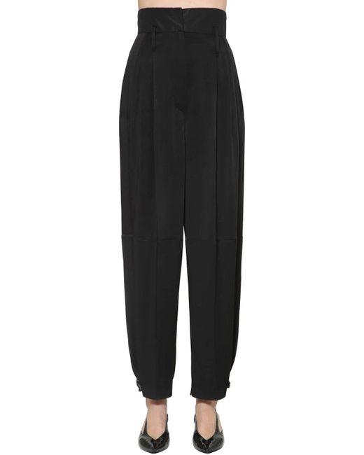 Givenchy ビスコースカーゴパンツ Black