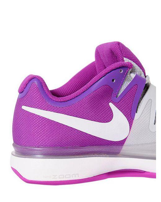 Nike CLAYTON ZOOM VAPOR 9.5 TENNIS SNEAKERS fJs0s
