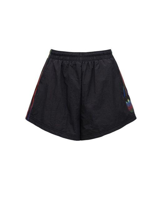 Шорты С Полосками Сбоку Adidas Originals, цвет: Multicolor