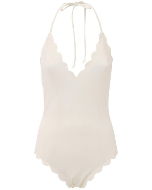 Marysia Swim Broadway ワンピース水着 White
