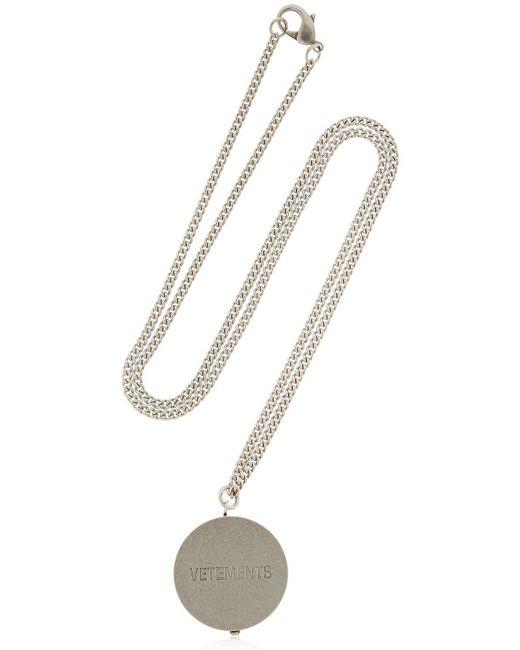 Vetements | Metallic Brass Metal Stoner Grinder Key Chain | Lyst