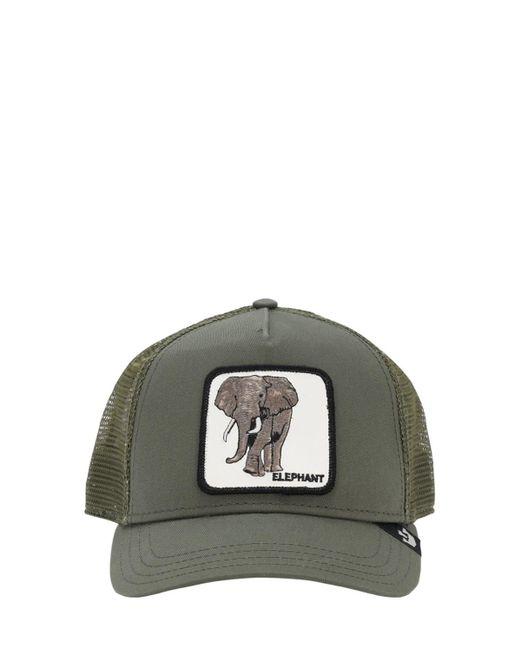 メンズ Goorin Bros Elephant キャップ Green