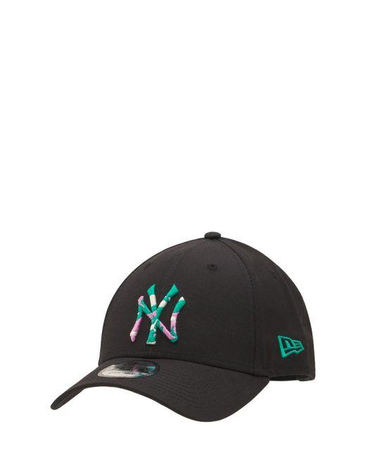 メンズ KTZ Infill 9forty Ny Yankees キャップ Black