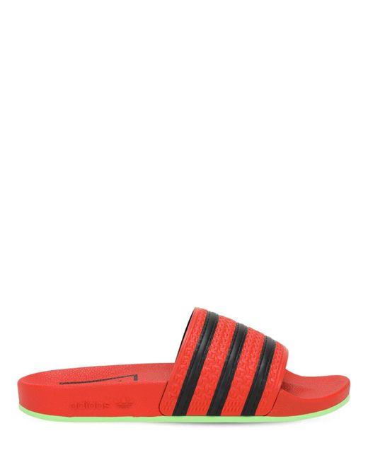Adidas Originals Adiletteスライドサンダル Multicolor