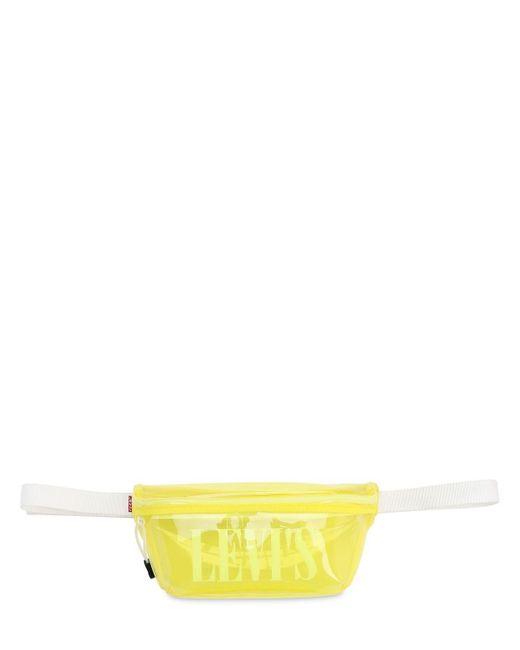 Levi's Banana スリングベルトバッグ Yellow