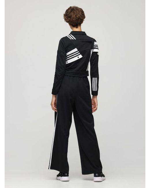 Adidas Originals Primeblue ワイドパンツ Black