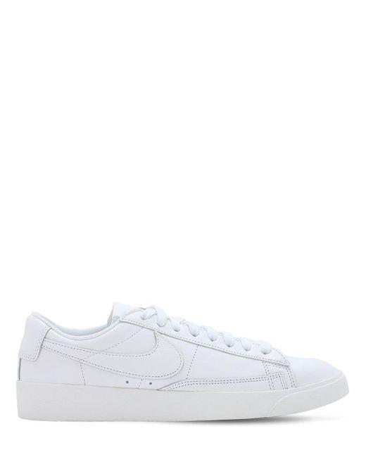 Nike Blazer スニーカー White