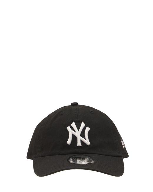 メンズ KTZ Ny Yankees 9twenty キャップ Black