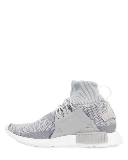 Gray Xr1 Men's Trainers Adventure Nmd ED2YWIH9