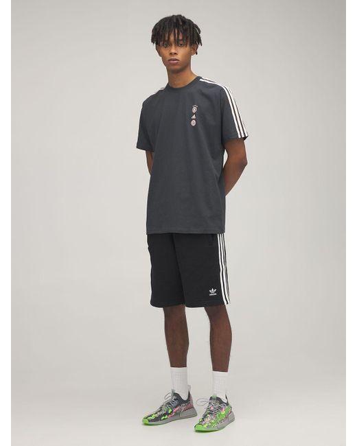 adidas Originals Dfb Ssp Cotton Jersey T-shirt for Men - Lyst