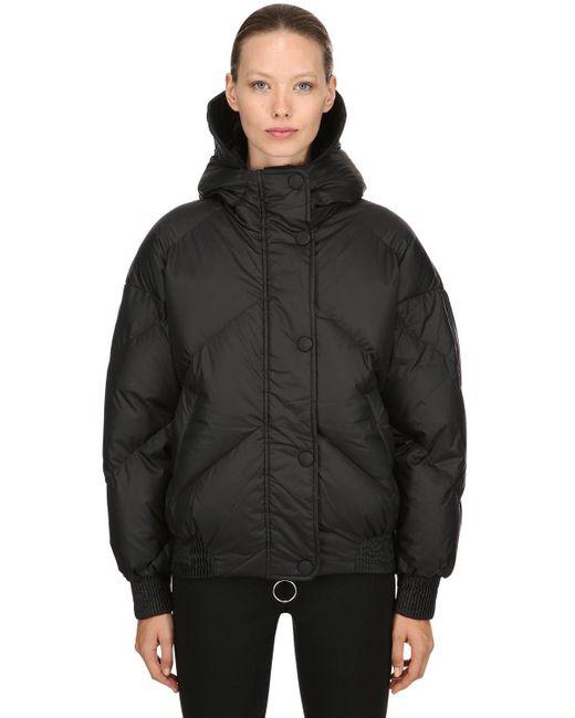 Ienki Ienki - Black Oversized Dunlope Down Jacket - Lyst