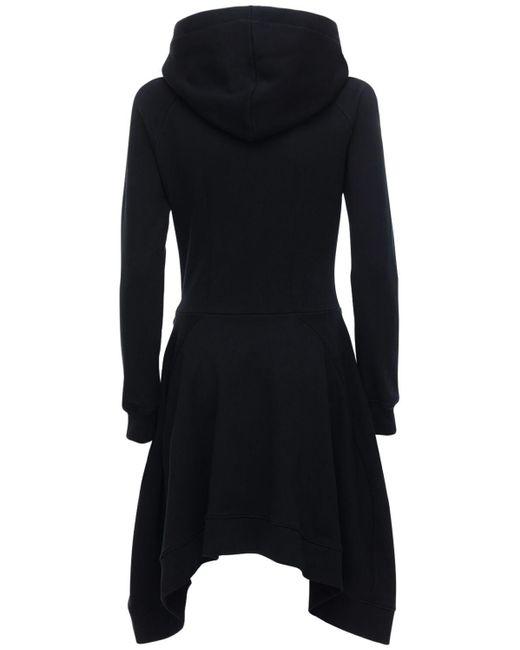 Moschino ジャージードレス Black