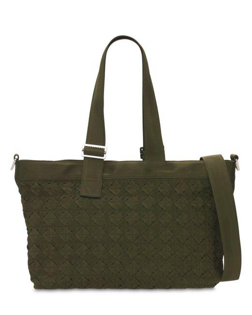 Рюкзак Intreccio Из Техноматериала Bottega Veneta для него, цвет: Green