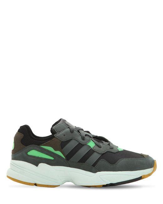 Adidas Originals Gray Yung-96 for men