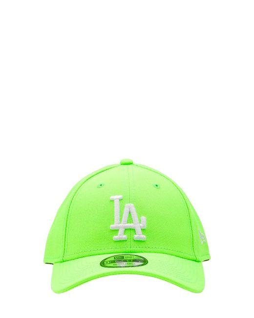 メンズ KTZ Neon Los Angeles Lakers キャップ Green