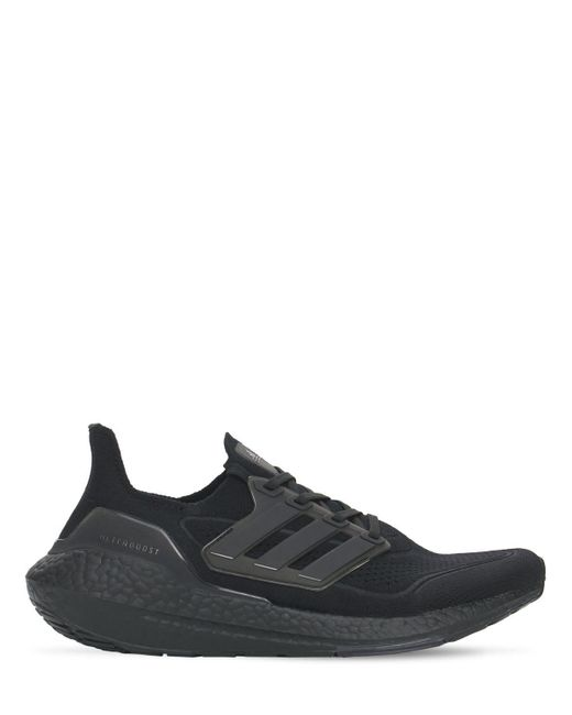 Кроссовки Для Бега Ultra Boost 21 Adidas Originals, цвет: Black