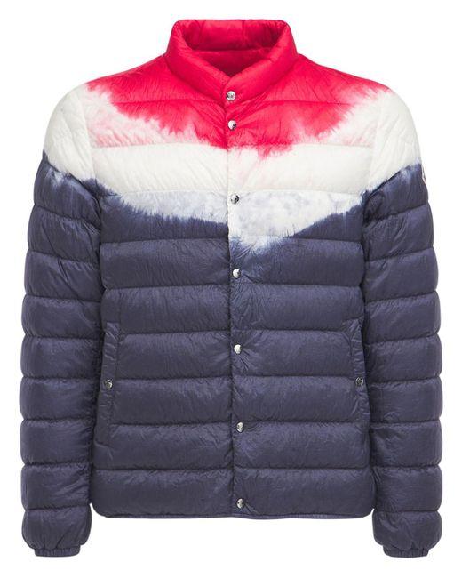 Куртка Jupiter На Пуху Moncler для него, цвет: Red