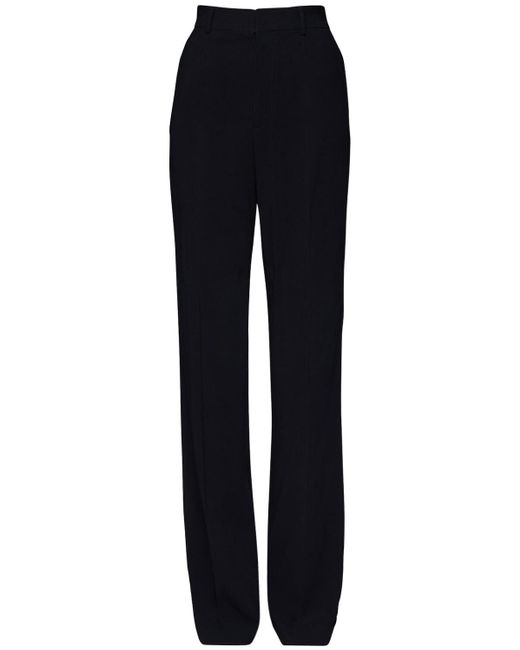 DSquared² ストレッチビスコースクレープスーツ Black