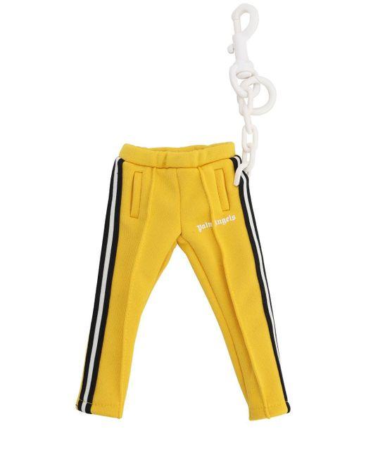 メンズ Palm Angels テックキーホルダー Yellow