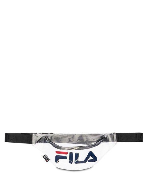 Сумка На Пояс С Логотипом Fila, цвет: Multicolor