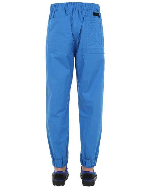 """Pantalon En Coton """"Craig Green"""" Moncler Genius pour homme en coloris Blue"""
