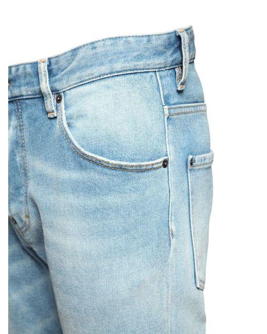 メンズ DSquared² Skater コットンデニムジーンズ 16cm Blue