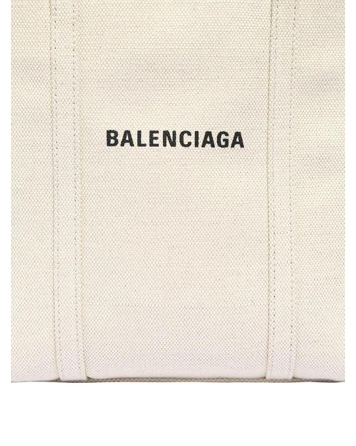 Balenciaga Every Day キャンバストートバッグ Natural