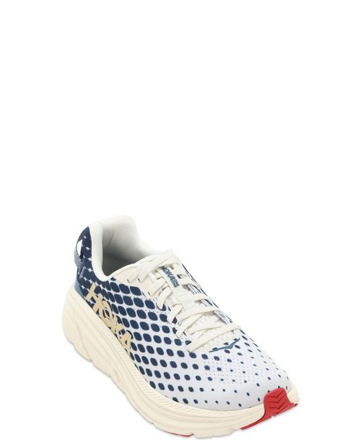 メンズ Hoka One One Rincon 2 Tokyo 2020 Running スニーカー Blue