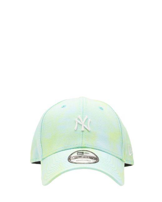 メンズ KTZ Ny Yankees 9forty タイダイキャップ Green