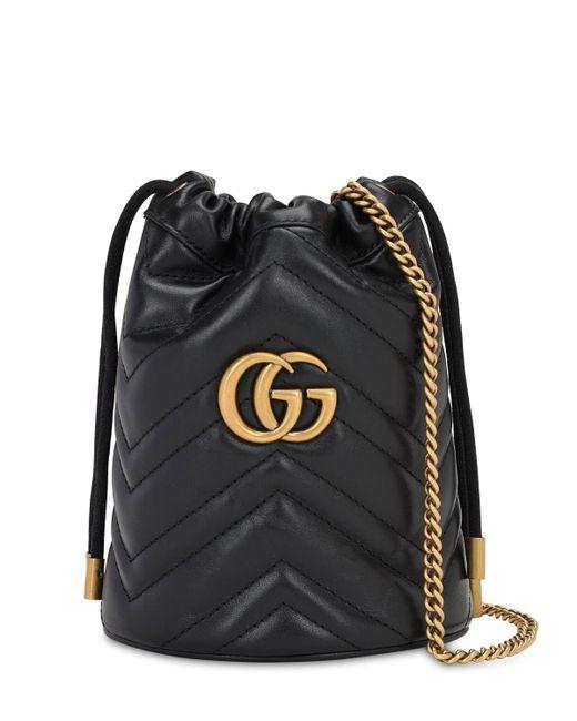 "Сумка ""gg Marmont 2.0"" Gucci, цвет: Black"