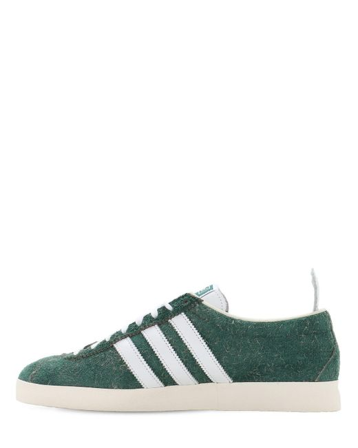 メンズ Adidas Originals Gazelle Vintage スニーカー Green