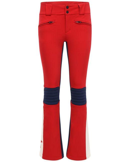 Лыжные Брюки Perfect Moment, цвет: Red
