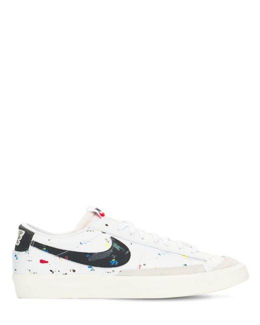 メンズ Nike Blazer Mid '77 Vintage スニーカー White