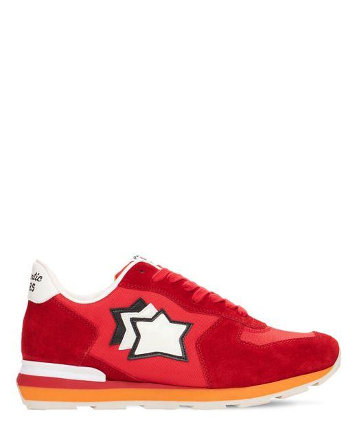 メンズ Atlantic Stars Antares スニーカー Red