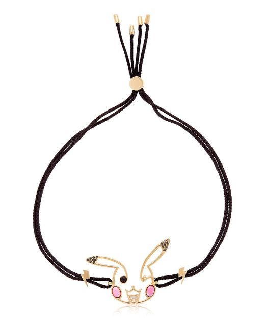 Ruifier | Metallic Animaux Pikaboo Cord Bracelet | Lyst