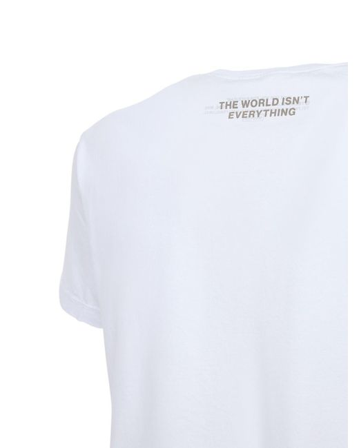 メンズ Telfar オフホワイト The Bomb T シャツ White