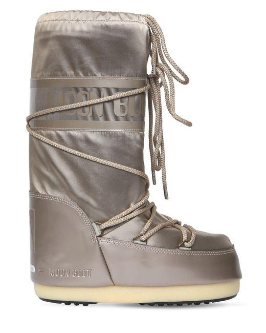 Moon Boot ムーンブーツ Glance Boots Black
