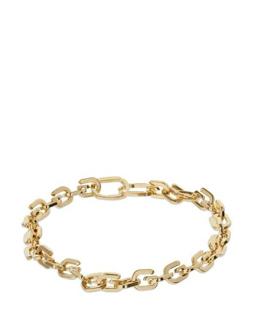 "Givenchy Metallic Kettenarmband ""g Link Xs"""
