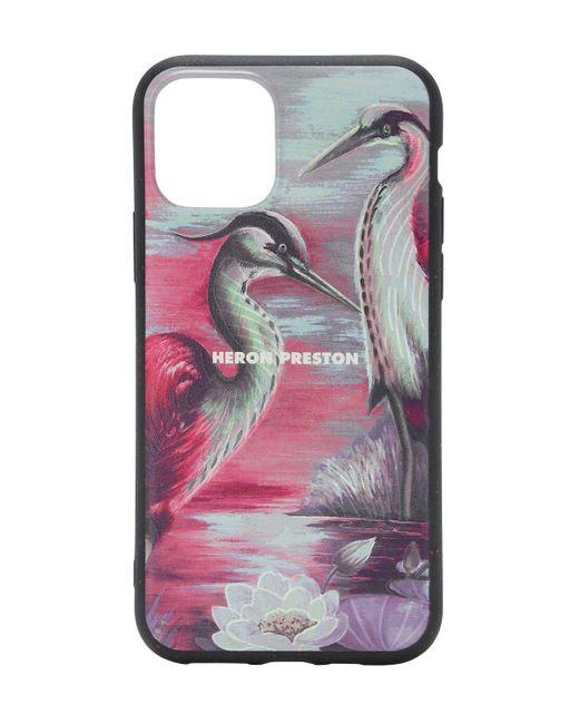 メンズ Heron Preston Iphone 11 Pro ケース Multicolor