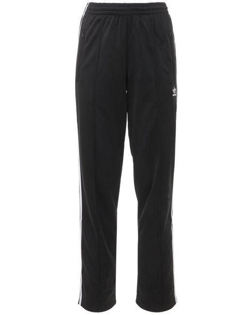 Adidas Originals 3 Stripes トラックパンツ Black