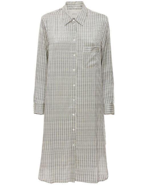Ночная Рубашка The Oxford Asceno, цвет: Gray
