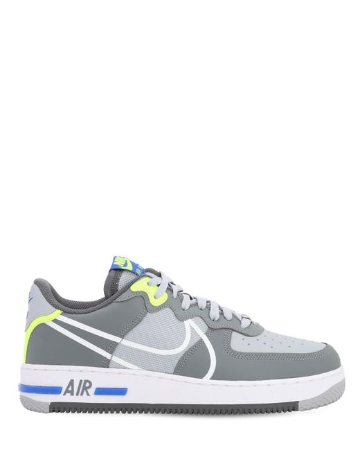 Кроссовки Air Force 1 Nike для него, цвет: Gray