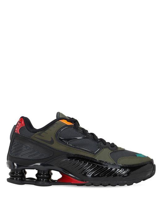 Nike Shox Enigma スニーカー Black