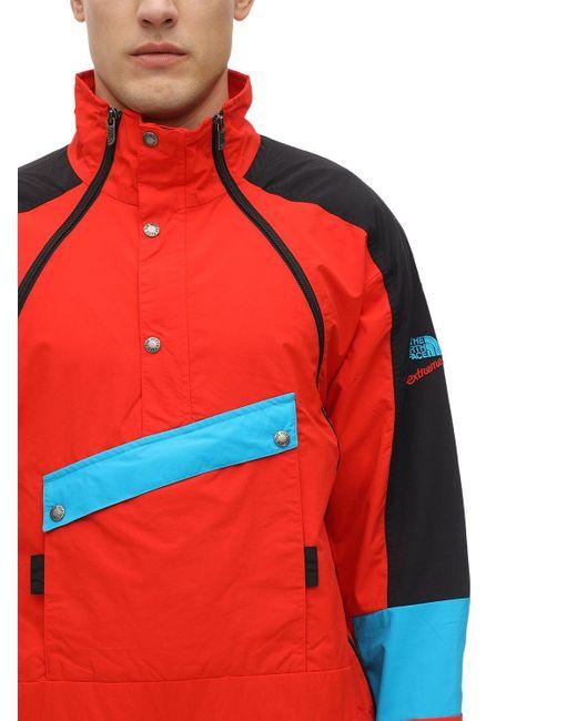 メンズ The North Face 92 Extreme ウインドスーツ Red