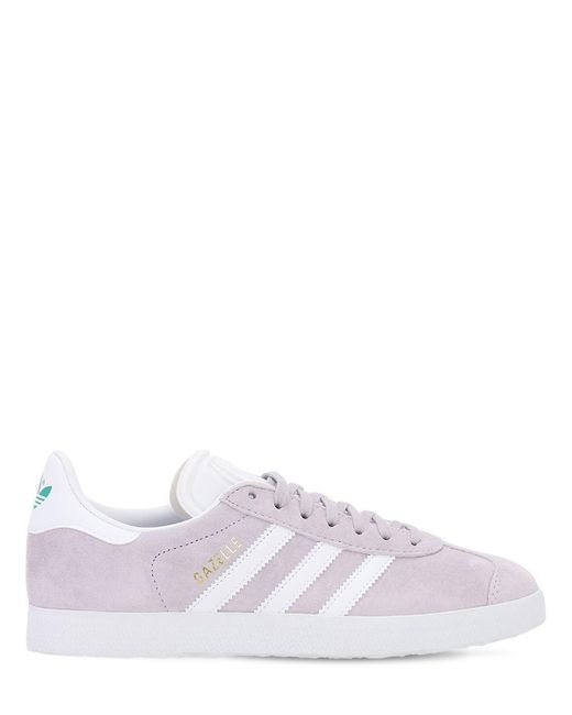 Adidas Originals Adidas Originals Gazelle   Purple Tint   Ef6508 Colour: Purple,