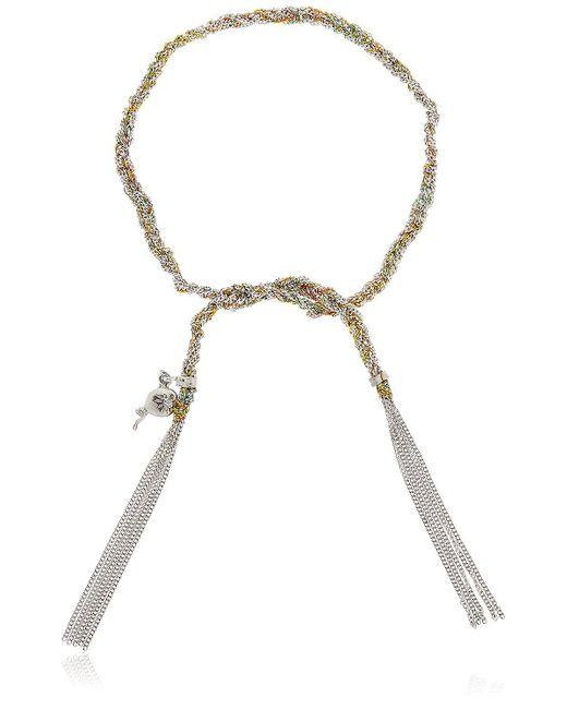 Carolina Bucci - Metallic Lucky Celebration Gold Bracelet - Lyst